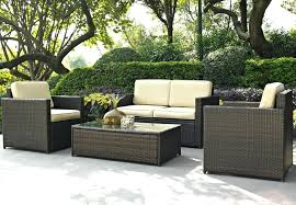 Wicker Chair Outdoors Patio Furniture Wood N Outlet Outside
