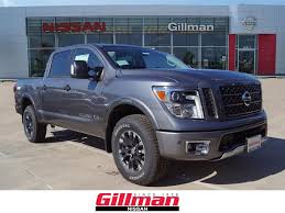New 2018 Nissan Titan PRO-4X For Sale In Rosenberg, TX | VIN ...