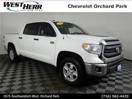 100 West Herr Used Trucks 2014 Toyota Tundra For Sale In Orchard Park NY Serving