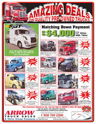 Vikas Gupta - Arrow Truck Sales Volvo Tractors Trucks For Sale Kenworth Arrow Truck Sales Sckton Ca Fontana Inventory Competitors Revenue And Employees Owler Company Profile Says The Peak Moment For Used Truck Market Is Lone Mountain Leasing Home Facebook Silveira Healdsburg Serving Cloverdale Santa Rosa Sonoma County Rays Sales Big Rigs View All Buyers Guide West Union New Used Chevrolet Dealership Scenic Single Axle Daycabs N Trailer Magazine
