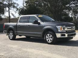100 Used Trucks Ocala Fl 2018 Ford F150 Truck SuperCrew Cab For Sale Near
