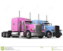 Pink And Blue Modern Big Semi - Trailer Trucks Stock Illustration ... Pink Fire Trucks Roll Into Mb Support Cancer Research Solo New Insane Dupe How To Pink Trucks And Anything Prep Nuts Trucks Fire Department For The Town Of Oklahoma Intended Gelzinis Special Delivery Warms Hearts Boston Herald Heals In Town Winonadailynewscom Automotive News Big Rig Weekend Number Counting Truck Firetrucks Count 1 To 10 For Dump Skilligimink 2009 Grounded 4 Life One Day Slam Custom Shows Mini Rethink The Color Of Garbage Trucksgreene County Online New Trash Prince William Va It Says Trashing