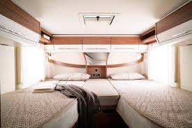 chambre classe hymer classe b dynamicline chambre confortable et design