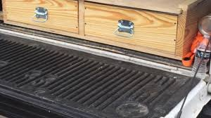 How To Build Truck Bed Storage System - YouTube Decked Adds Drawers To Your Pickup Truck Bed For Maximizing Storage Adventure Retrofitted A Toyota Tacoma With Bed And Drawer Tuffy Product 257 Heavy Duty Security Youtube Slide Vehicles Contractor Talk Sleeping Platform Diy Pick Up Tool Box Cargo Store N Pull Drawer System Slides Hdp Models Best 2018 Pad Sleeper Cap Pads Including Diy Truck Storage System Uses Pinterest