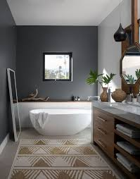 Bathroom Color Ideas & Inspiration In 2019 | Bathroom Ideas ... Best Bathroom Colors Ideas For Color Schemes Elle Decor For Small Bathrooms Pinterest 2019 Luxury Master Bedroom And Deflection7com 3 Youll Love 10 Paint With No Windows The A Fresh Awesome Most Popular Color Ideas Small Bathrooms Bath Decors 20 Relaxing Shutterfly New Design 45 Cool To Make The Beige New Ways Add Into Your Design Freshecom
