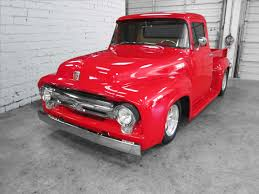 1956 Ford F100 Pick-up - Pauls Custom Interiors Auto Upholstery ...