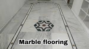 100 Marble Flooring Design Flooring Border Design And Flower YouTube
