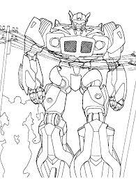 Coloriage Robot Transformers Imprimer Libre Coloriages Dessin