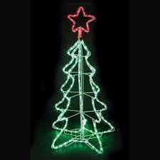 Christmas Tree LED Rope Light 7m