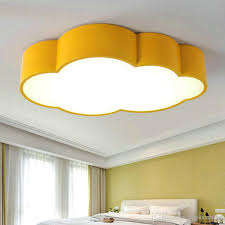 LED Cloud kids room lighting children ceiling lamp Baby ceiling