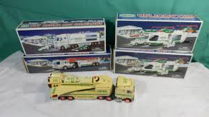 Lot Of Hess Toy Trucks, Henicapter In Boxes, L@@K | #1801303102