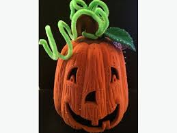 Avon Fiber Optic Halloween Decorations by 10 U0026 34 Avon Glowing Fiber Optic Pumpkin Halloween Jack O