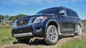 2017 Nissan Armada Named SUV Of Texas News - Gallery - Top Speed 2018 Nissan Armada Platinum Reserve Wheel The Fast Lane Truck With Ielligent Rear View Mirror Palmer Vehicles For Sale 2017 Takes On The Toyota Land Cruiser With A Rebelle Yell Turns Rally Car Kelley Tractor And Pull Fair 2011 Nissan Armada Platinum 4wd Suv For Sale 587999 Adventure Drive First Of Pathfinder Titan 2015 Sv 5n1aa0nc1fn603728 Budget Sales 2012 Used 4dr Sl At Conway Imports Serving