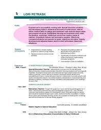 Resume Profile Get Noticed With Powerful Profiles