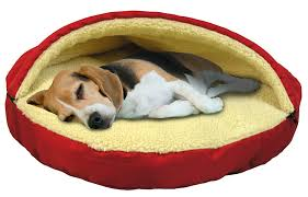 Non Shedding Small Dogs Uk by Pet Parade Pet Cave Dog Bed By Jobar Pet Supplies Amazon Co Uk