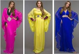 caftan mousseline et robe orientale pour femmes caftan moderne