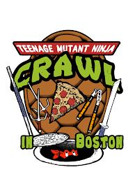 Eventbrite Halloween Bar Crawl Boston by Teenage Mutant Ninja Turtles