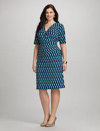 Plus Size | Dresses | Work Dresses | Plus Size Geometric V-Neck ... Misses Swimwear Beach Diva Paisley Flyaway Tankini Top Dress Barn Plus Size Bathing Suits Gaussianblur Cheap Drses Promotion Buy Quality Dress Barn Plus Size Choice Image Drses Design Ideas Images Casual Belted Shirtdress At Collections Cocktail Lace Panel Get Your Ashley Graham Sexy On I Dressbarn Youtube Dressbarn Cool News Beyond By For Dressbarn The Curvy