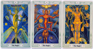 thoth deck the fool thoth magus tarot card tutorial esoteric meanings
