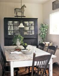 Dining Room Classy Vintage Decorating Using Modern