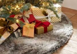 Stocking And Tree Skirt Sets Ideas Of Faux Fur Christmas