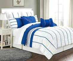 blue and brown bedding set – Clothtap