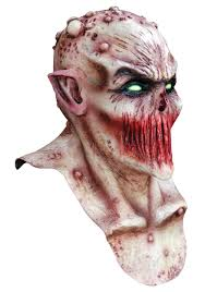 Halloween Silicone Half Masks by Scary Halloween Masks Scary Halloween Costumes Scary