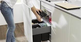 abfallsystem für die küche mühelose mülltrennung küchenfinder