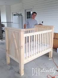 diy farmhouse crib farmhouse cribs tutorials and free