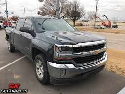 Used 2017 Chevy Silverado 1500 LT RWD Truck For Sale In Ada OK - JT651A
