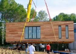 maison en bois préfabriquée prix l habis