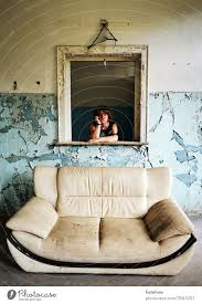gemälde im wohnzimmer ein lizenzfreies stock foto