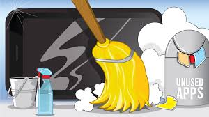 Cleaning your smartphone