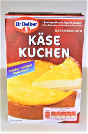 dr oetker kase kuchen cheesecake mix