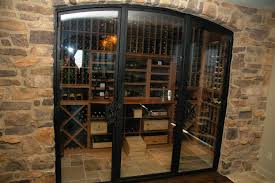 Wine Rooms   Featured In Wine Spectator: The Gilliland Wine Cellar ... Vineyard Wine Cellars Texas Wine Glass Writer Design Ideas Fniture Room Building A Cellar Designs Custom Built In Traditional Storage At Home Peenmediacom The Floor Ideas 100 For Remodels Amp Charming Photos Best Idea Home Design Designing In Bedford Real Estate Katonah Homes Mt
