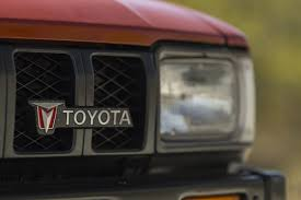 100 Hilux Truck Original Survivor 1983 Toyota Pickup