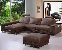 canape cuir angle gauche canape d angle cuir marron maison design hosnya com