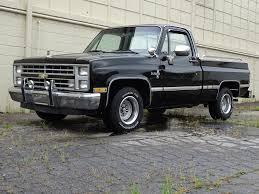100 1986 Chevy Trucks For Sale Chevrolet Silverado GAA Classic Cars