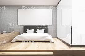 homeoffice mit einem holzboden im schlafzimmer stockfoto und mehr bilder behaglich