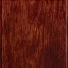 santos mahogany solid hardwood flooring home legend high gloss birch cherry 3 8 in t x 4 3 4 in w x