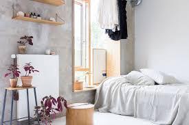 wohn und schlafzimmer kombiniert schöner wohnen