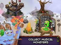 Ernest Saves Halloween by My Singing Monsters Android Apps On Google Play
