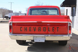1968 C10 CST CHEVY CHEVROLET TRUCK PRO-TOURING HOT ROD NOT 1969 1967 ...