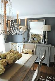Rustic Dining Room Decor More Images Of Farmhouse Wall