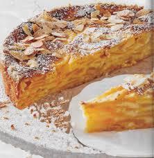 mandel pfirsich kuchen backraum24 backrezepte und mehr