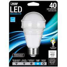 led a19 6 watt 40w equiv omni directional dimmable 450