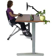 Recumbent Bike Desk Chair by Uplift Height Adjustable Bike Desk Shop Uplift Bike Desks