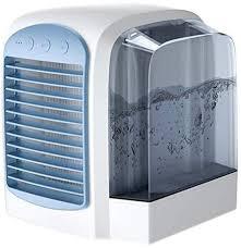 womdee klimagerät mobil luftkühler mini klimaanlage tragbar 3 in1 mini air cooler klimaanlage wohnung mini usb anschluß 3 leistungsstufen tragbare