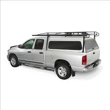 Kargo Master Heavy Duty Pro II Pickup Truck Topper Ladder Rack For ...