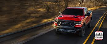 Ram Trucks - Fuel Efficienct Trucks